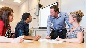 Health, Education & Life Sciences faculty - Education