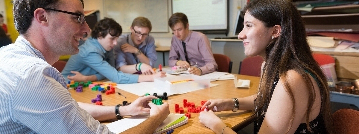 PGCE Primary Education with Specialism in Mathematics
