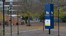 Birmingham City Uni Education Facilities