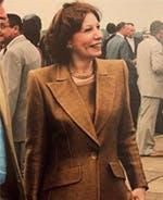 Elizabeth Nobrega, President of the Maria Nobrega Foundation and a collaborator at CATiD.