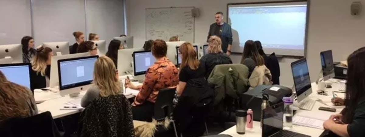 Pete Tarrant masterclass primary- blog