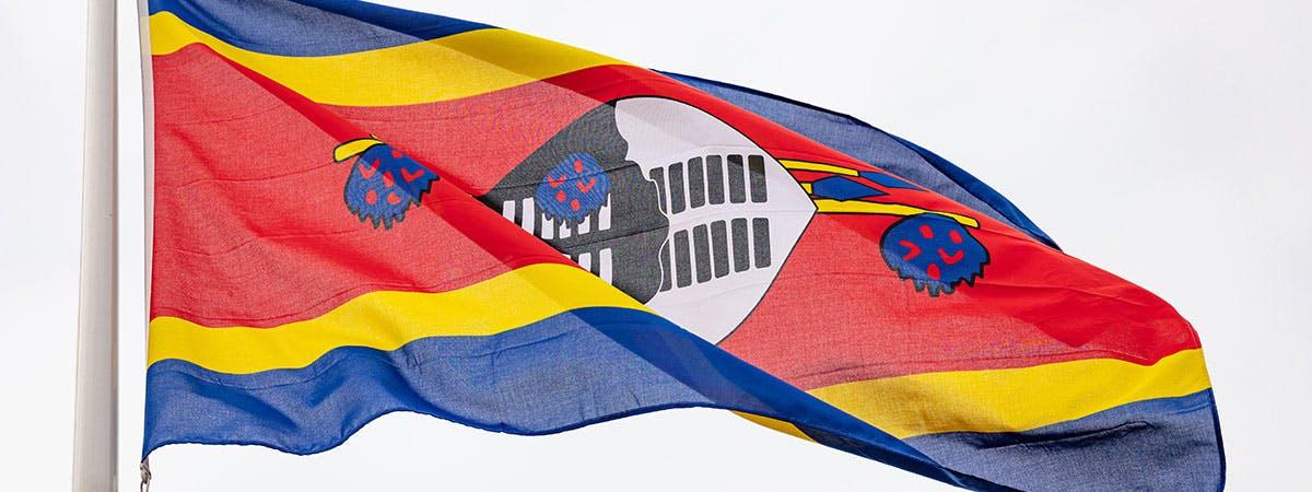 eswatini flag large - UPR project