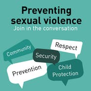 Preventing Sexual Violence Conference Graphic 1