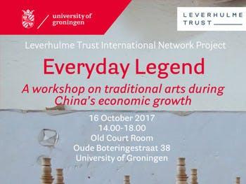 Everyday legend Groningen workshop
