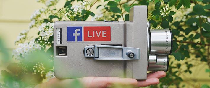 facebook live international