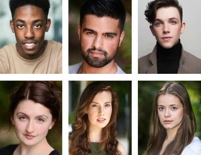 Conservatoire Final Year Actors