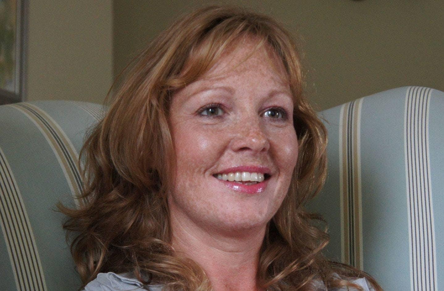 Fiona Holroyd, Conductive Education graduate