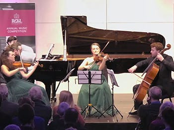 The Fitzroy Quartet