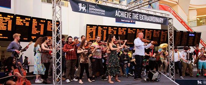 Folk Ensemble - Performance Opportunities