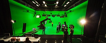 Parkside Mediahouse - Green Screen Studio