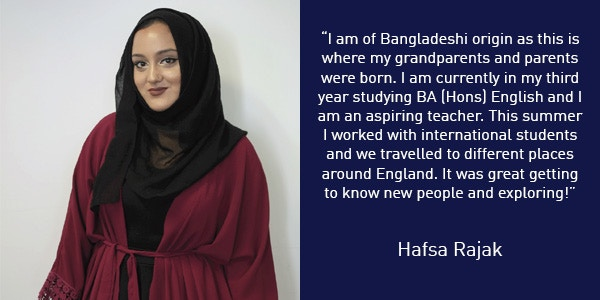 Hafsa Rajak International Student Buddy Quote 600x300
