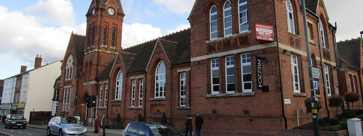 Harborne school primary