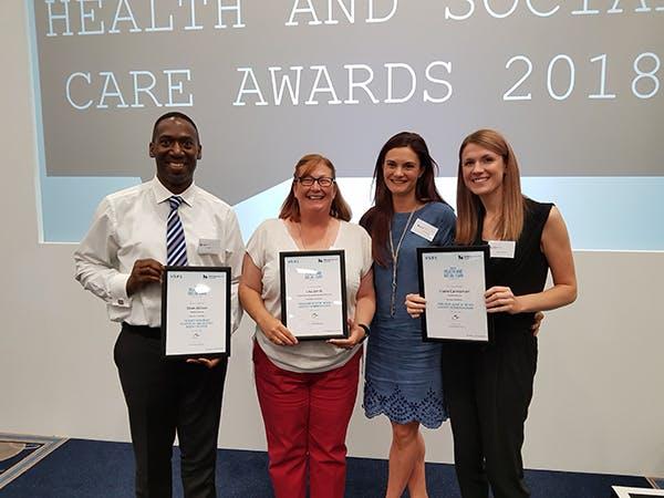 HARS award winners