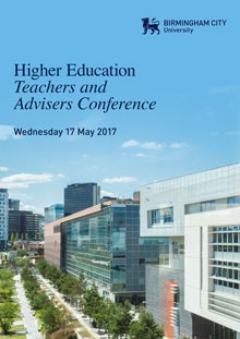Higher Education Teachers and Advisers Conference