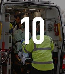 10 health sciences