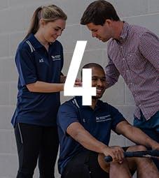 4 health sciences