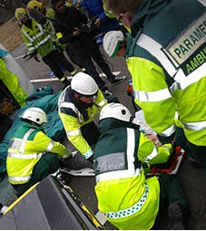 护理人员救护