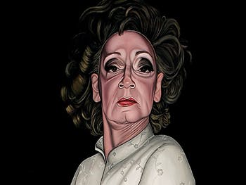 Holly Woodlawn standing web