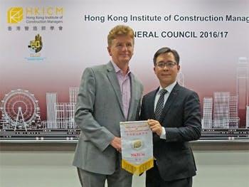 Hong Kong construction