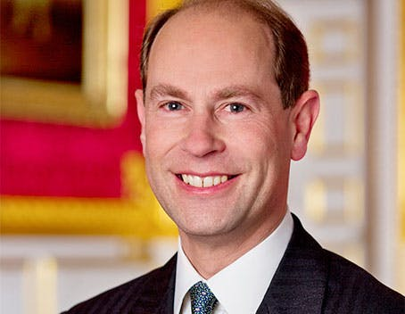HRH Prince Edward - The Earl of Wessex