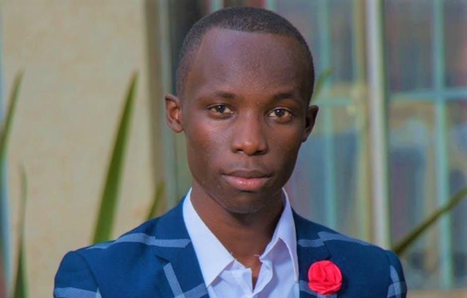 我是BCU Ebenezer Otieno