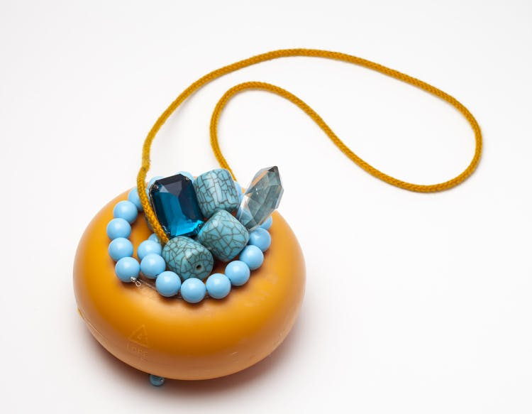 Necklace by Laura Brannon