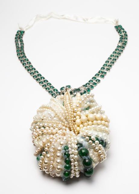 Necklace by Farrah Al Dujaili