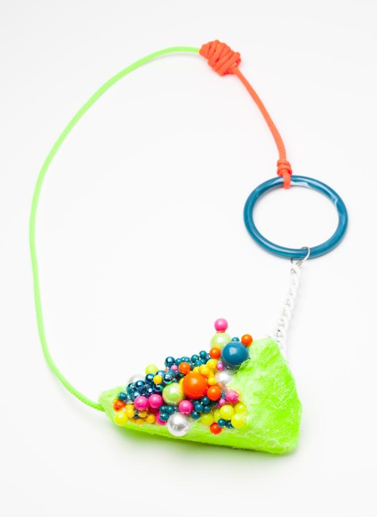 Necklace by Francesca Antonello