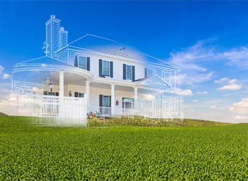 Improving indoor air quality in newly-built homes
