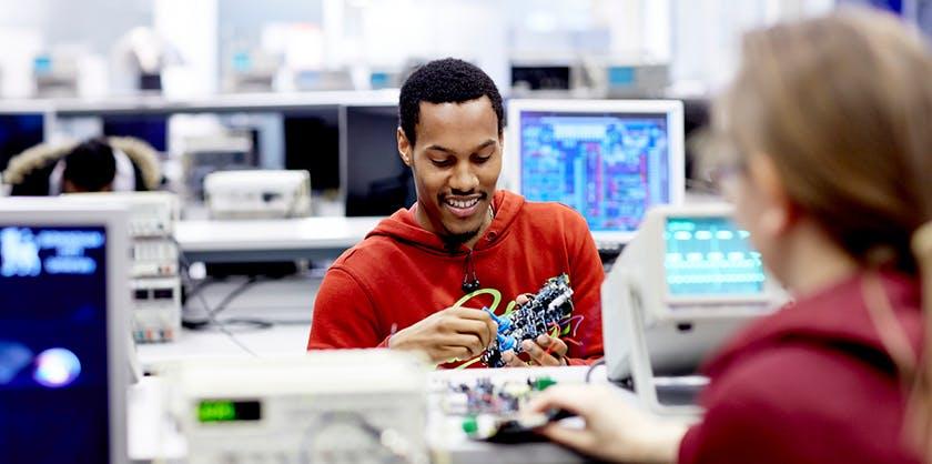Integrated Masters Degree - Digital Tech
