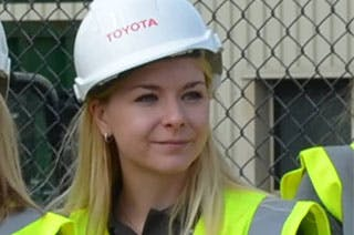 Izabella Varnai, Automotive Engineering, Placement