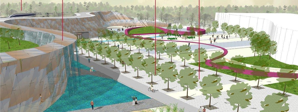 Genial Landscape Architecture   MA