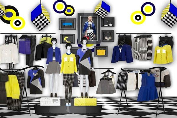 Marketing and Merchandising for Fashion School, Program Courses 30