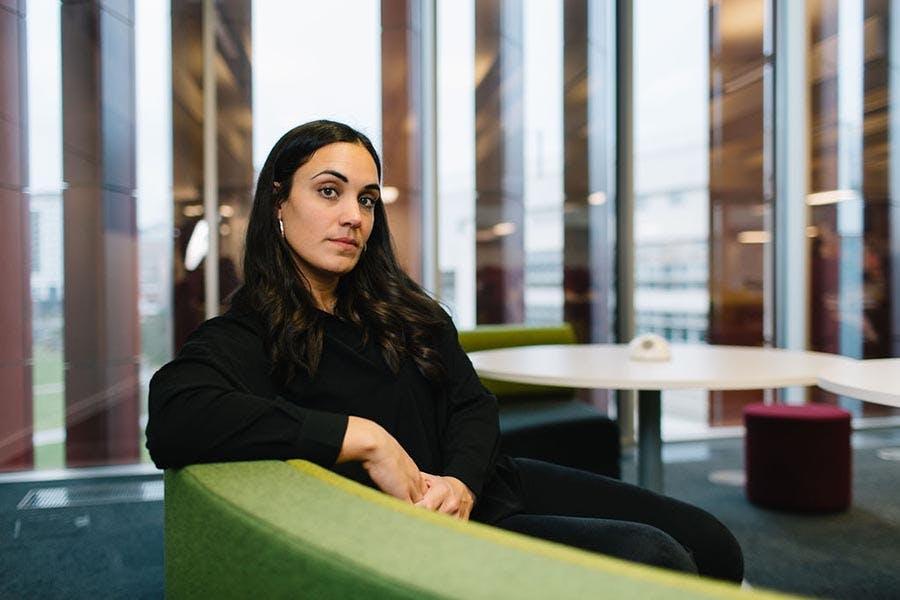 Laura Hesketh 900x600 I AM BCU