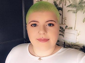 Lauren Pope profile- VisCom student stories