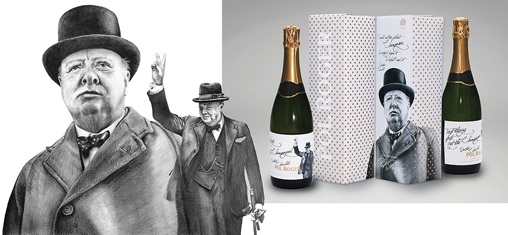 Pol Rogers Champagne
