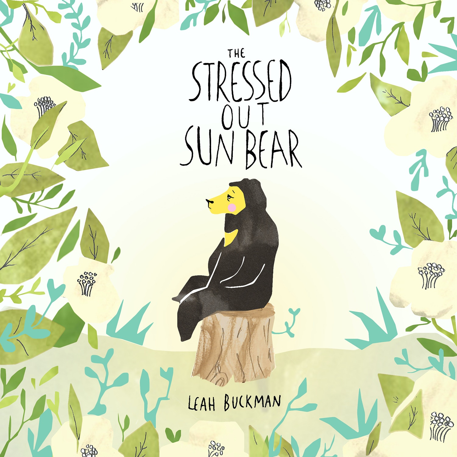 The Stressed Out Sun Bear