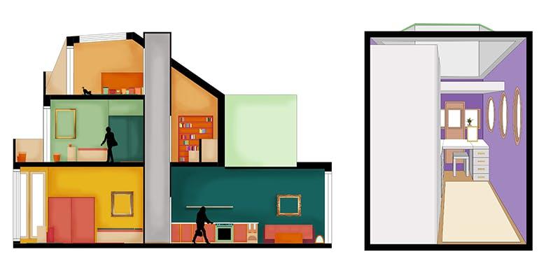 Images of Zoe Culverhouse's design