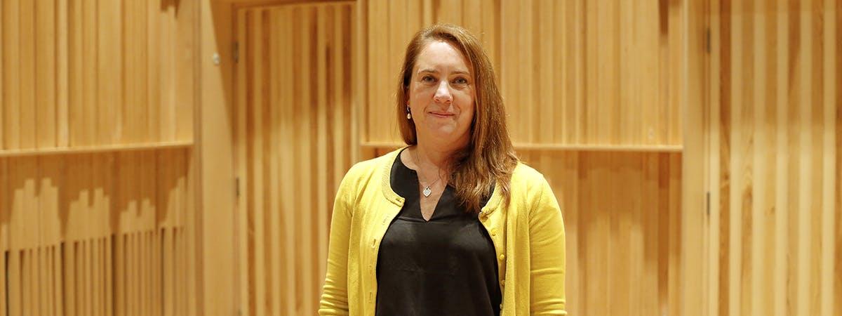 Louise Lansdown primary