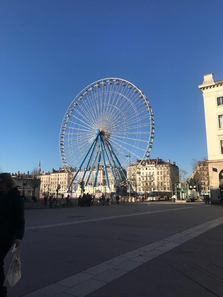 BLSS Lyon Trip 1