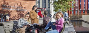 Marketing (Consumer Psychology) Course Image 1200x450 - Women sat on a bench