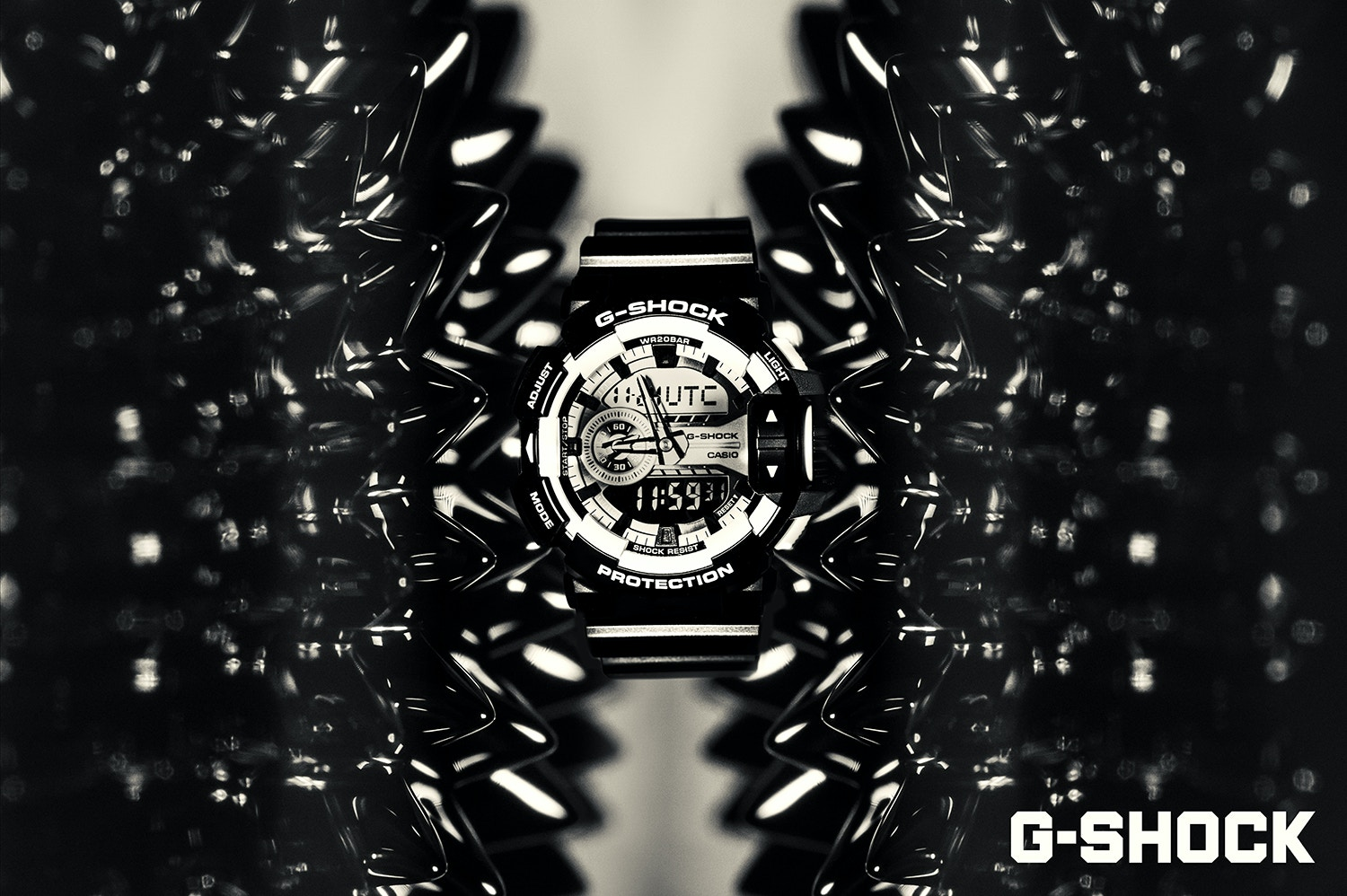 G-Shock Advertising Campaign