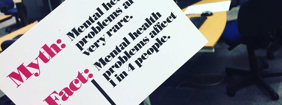 Media World Mental Health Day blog