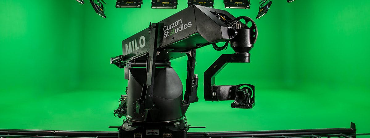 Green Screen Milo