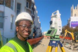 Placement student, Birmingham City University, Civil Engineering