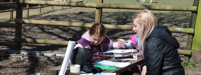 Mosley-Community-Stables-Art-and-Education-Live-Project