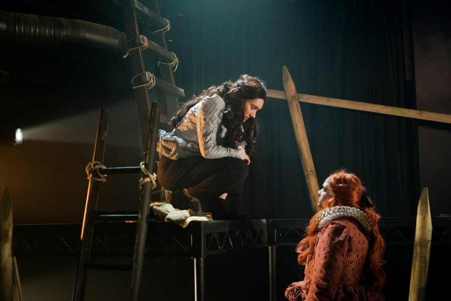 Mary Queen of Scots Got Her Head Chopped Off - Performed at The Crescent Theatre  By Liz Lochhead Directed by Erica Gould