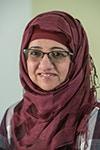 Shaista Mukadam Profile Picture July 2016