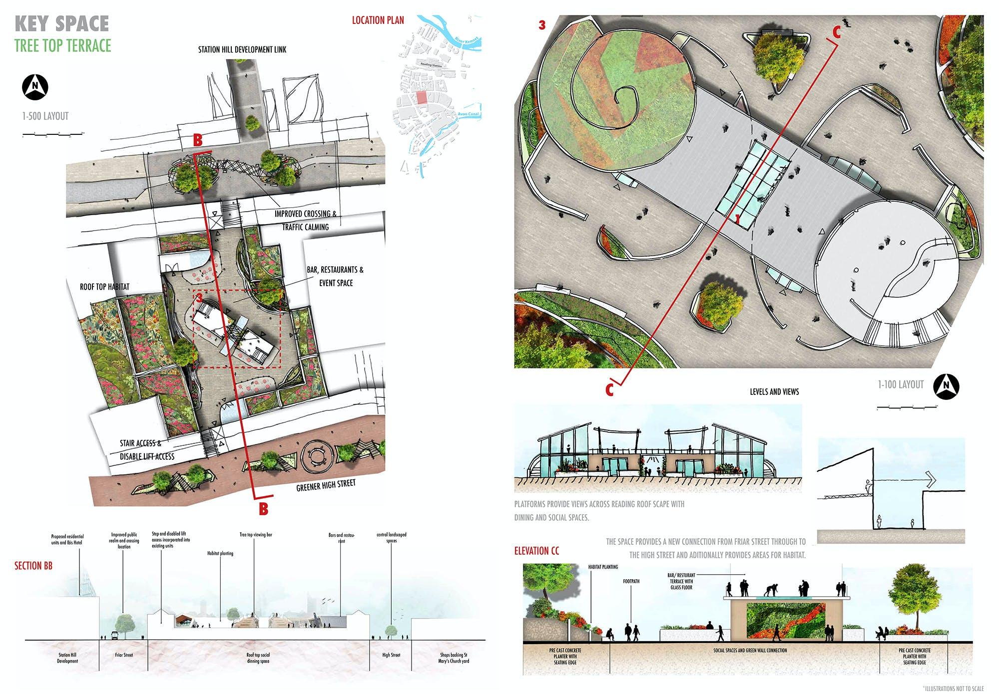 Attractive ... Landscape Architecture Student Work  Nathan Michael John Onions ... Amazing Ideas