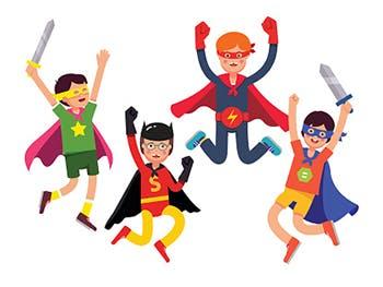 BLSS Nerd Culture News Image 350x263 - Cartoon superheroes